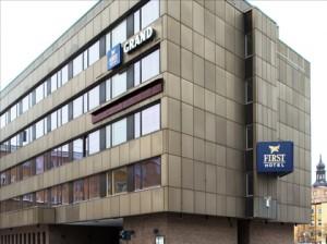 boka hotell i Falun